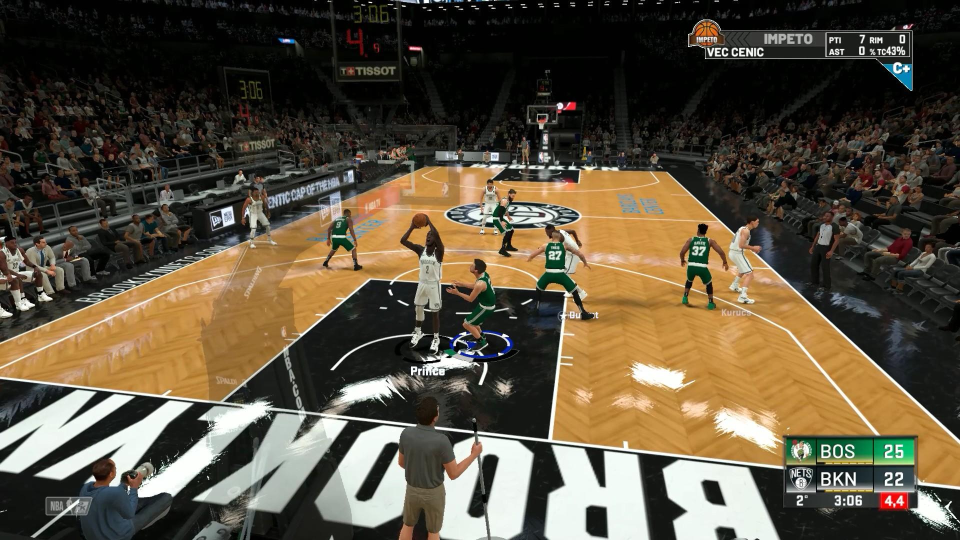 NBA 2K20 recensione screenshot (16)