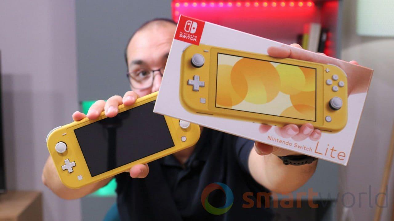 Nuovo aggiornamento Nintendo Switch / Switch Lite: arriva la possibilità di rimappare i tasti