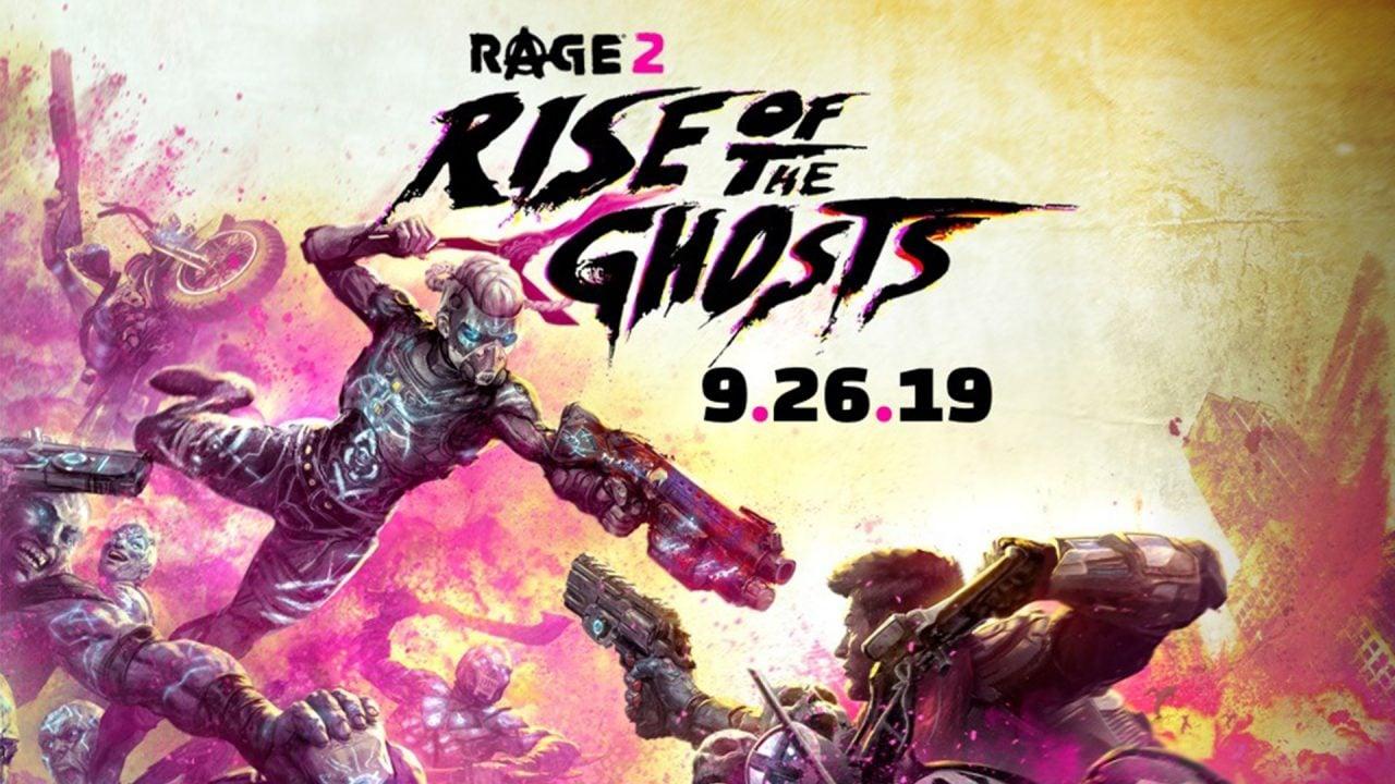 RAGE 2 - Avvento dei Fantasmi, abbiamo provato la prima espansione dello sparatutto Bethesda!