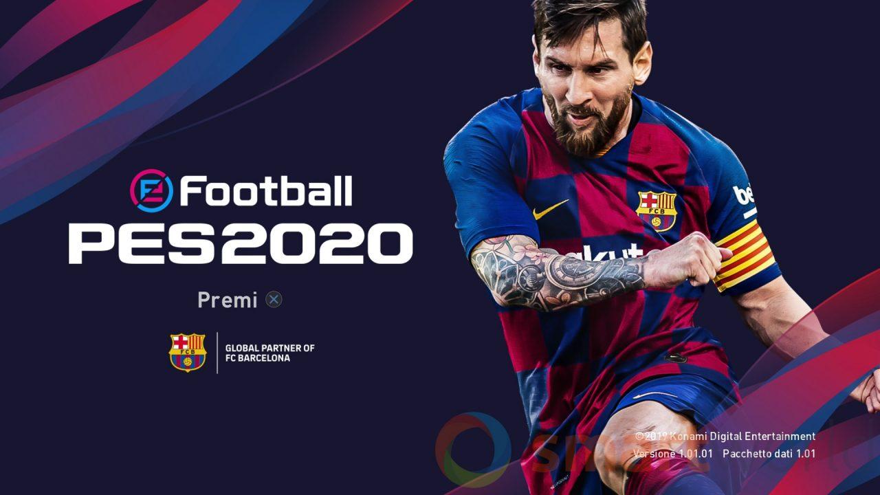 Αποτέλεσμα εικόνας για eFootball PES 2020