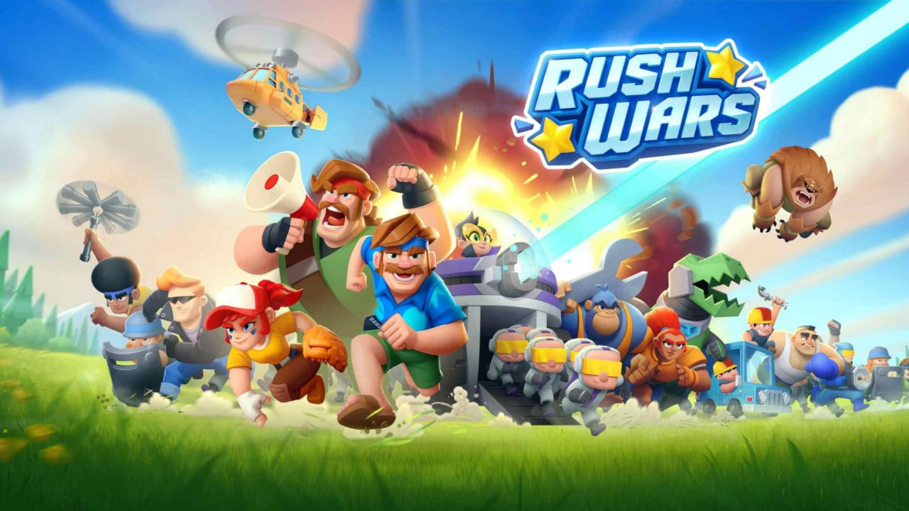 Anteprima Rush Wars | Android | iOS | SmartWorld