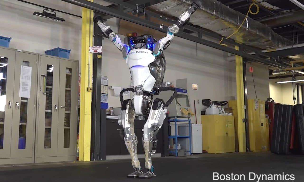 I Cyloni sono sempre più vicini: l'ultimo video di Boston Dynamics fa concorrenza a Jury Chechi!