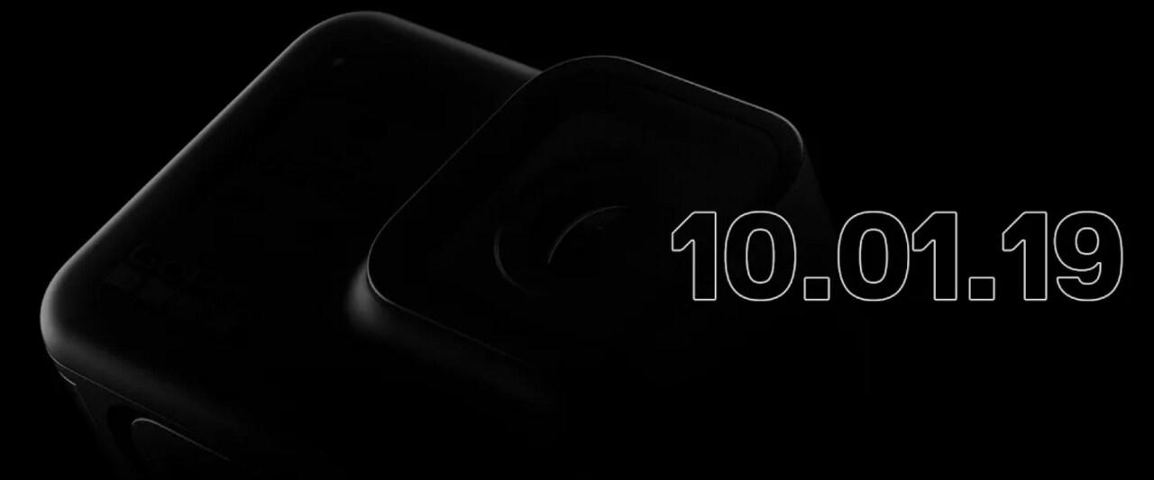 GoPro fissa un evento per l'1 ottobre: è tempo di HERO 8 Black e Max (video)