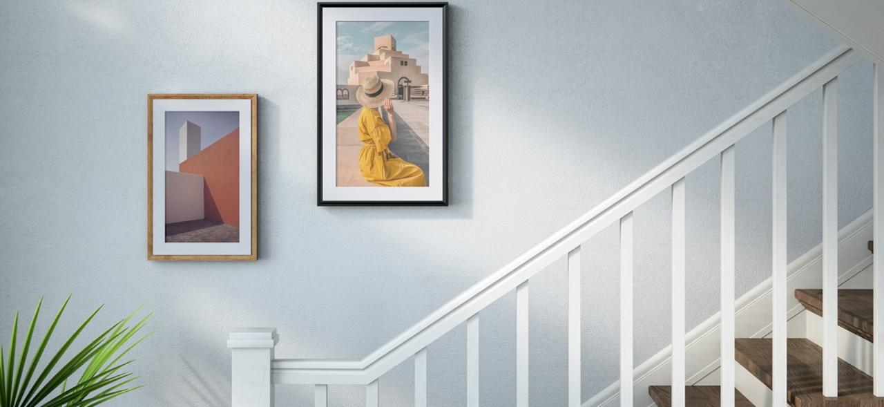 Meural Canvas II è la nuova cornice di Netgear: quando l'arte ha il suo prezzo, anche quella digitale (foto)