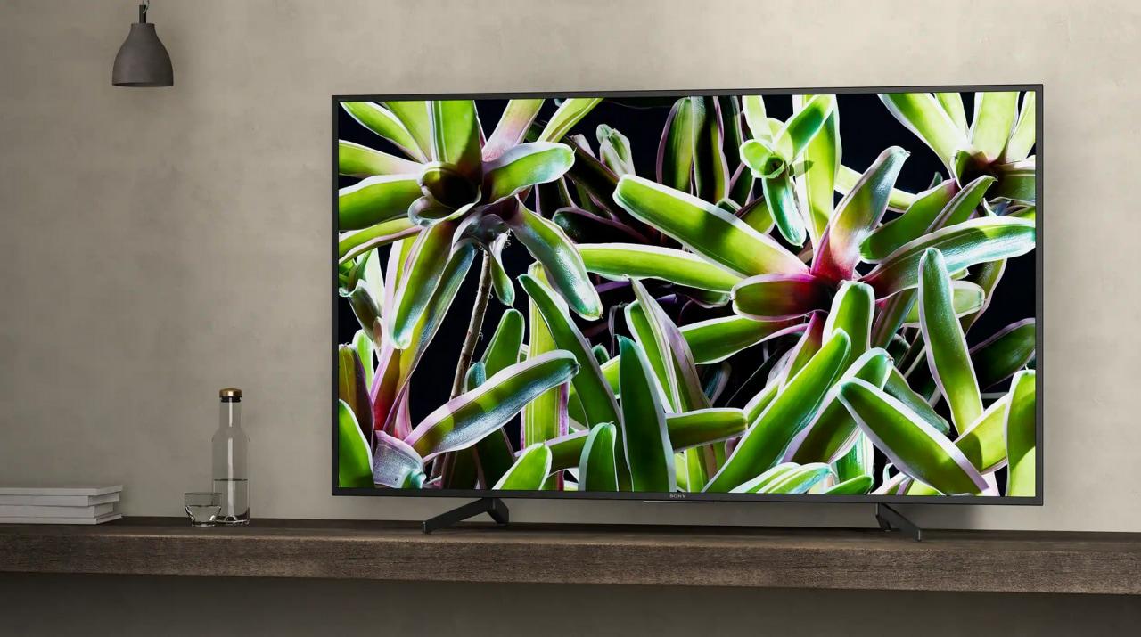 """Offerte da non perdere sui TV Sony XG70: sconti del 20% sui modelli da 43"""" a 65"""""""