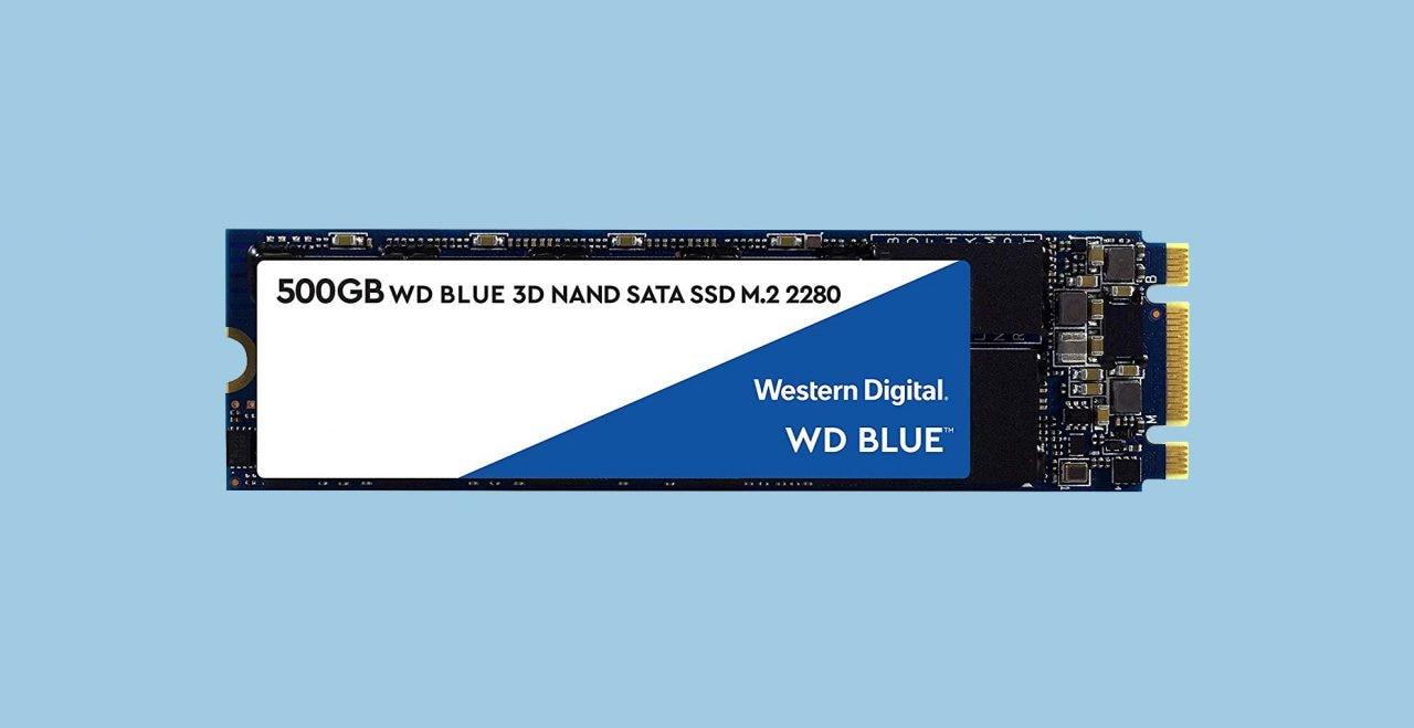 Sconti Amazon: un SSD in formato M.2 da 500 GB a meno di 60€