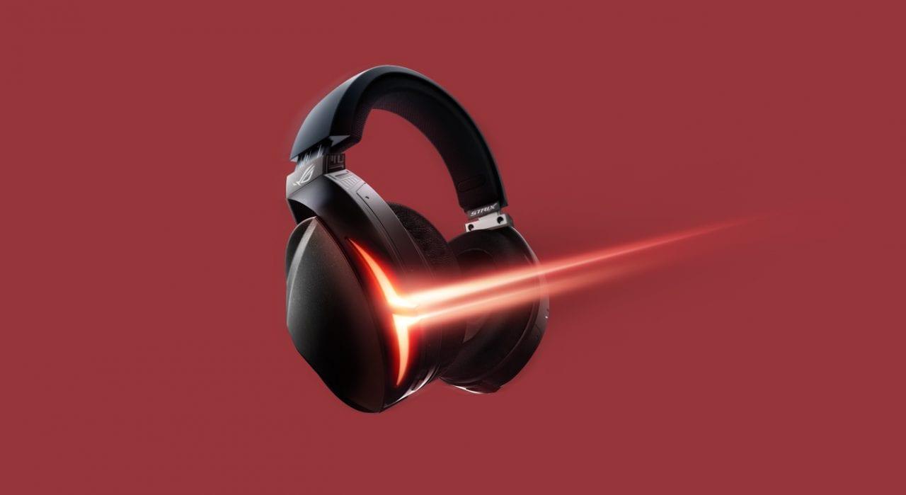 Queste futuristiche cuffie gaming ASUS sono in promozione a 79€ su Amazon