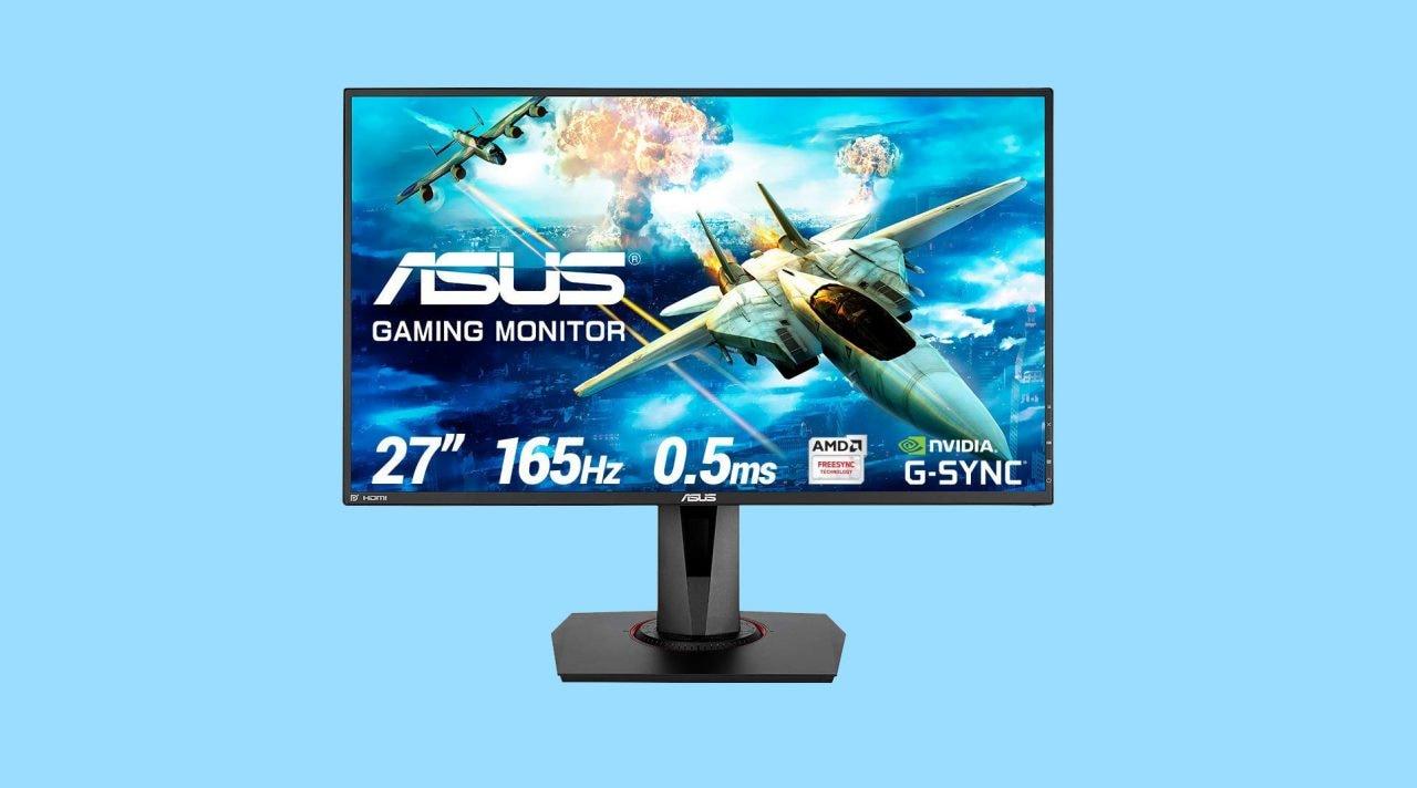 Se siete veri gamer, questo monitor ASUS in super sconto su Amazon fa proprio per voi