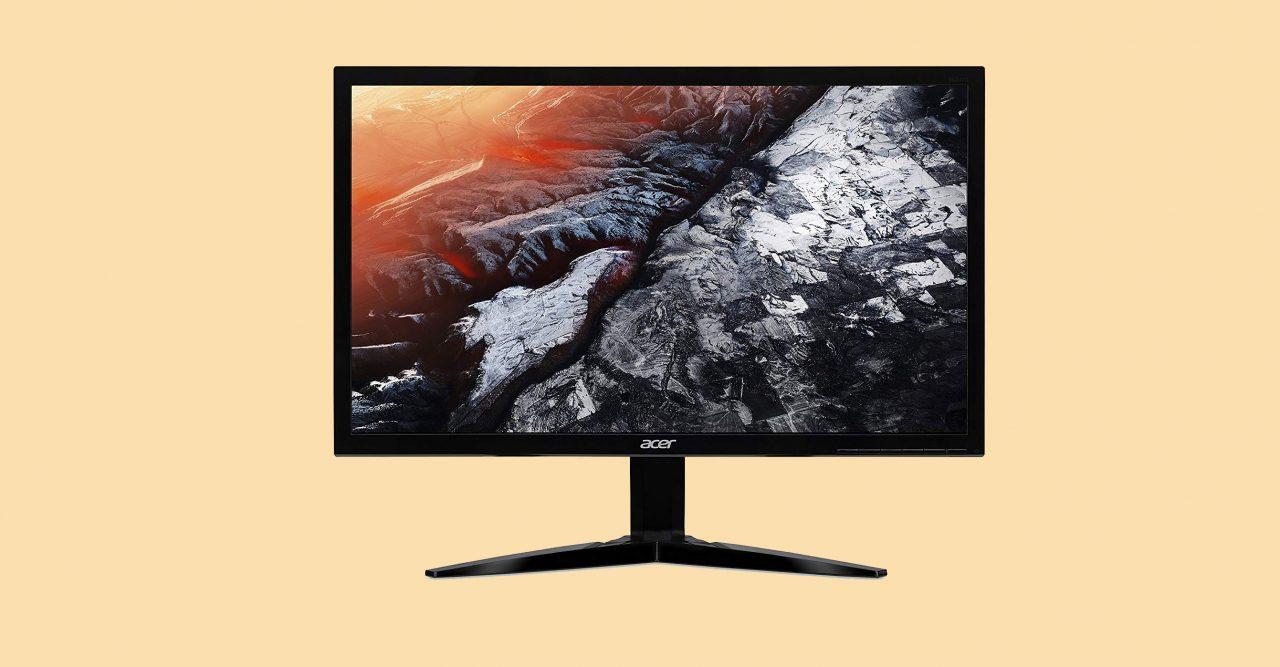 Monitor gaming Acer a meno di 100€ su Amazon: solo oggi in offerta lampo!