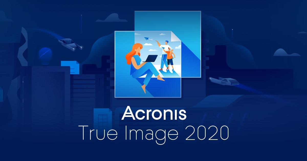 Acronis True Image 2020 punta tutto sul cloud: la nostra prova