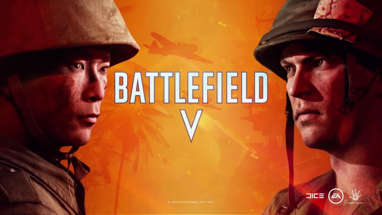 Battlefield V si sposta nel Pacifico: USA vs. Giappone con un update gratuito da fine ottobre (video)