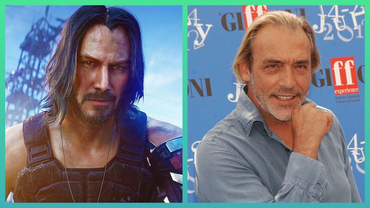 Luca Ward è il doppiatore di Keanu Reeves in Cyberpunk 2077! (aggiornato)