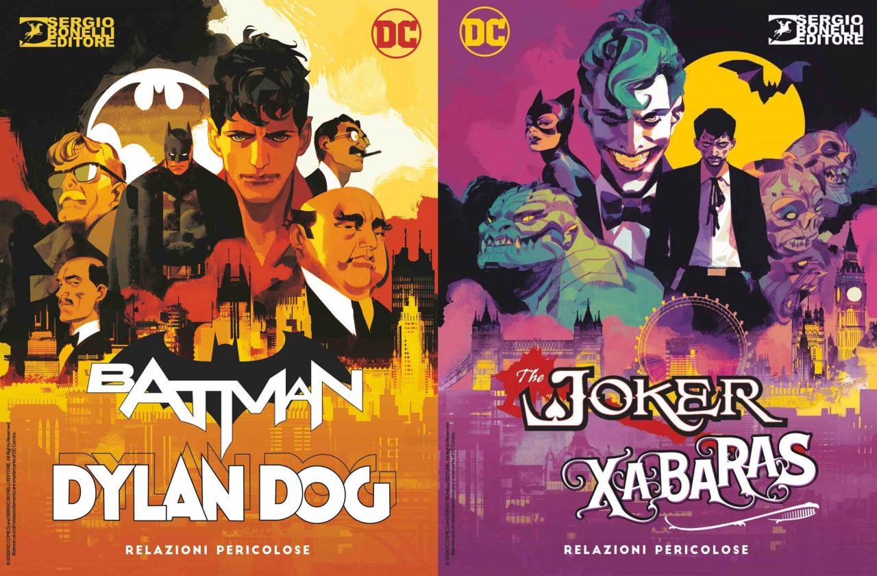 Il crossover che non ti aspetti: quello tra Dylan Dog e Batman! (foto)