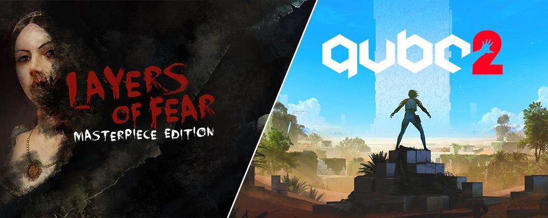 Layers of Fear e Q.U.B.E. 2 gratis su Epic Games Store fino al 31 ottobre (video)