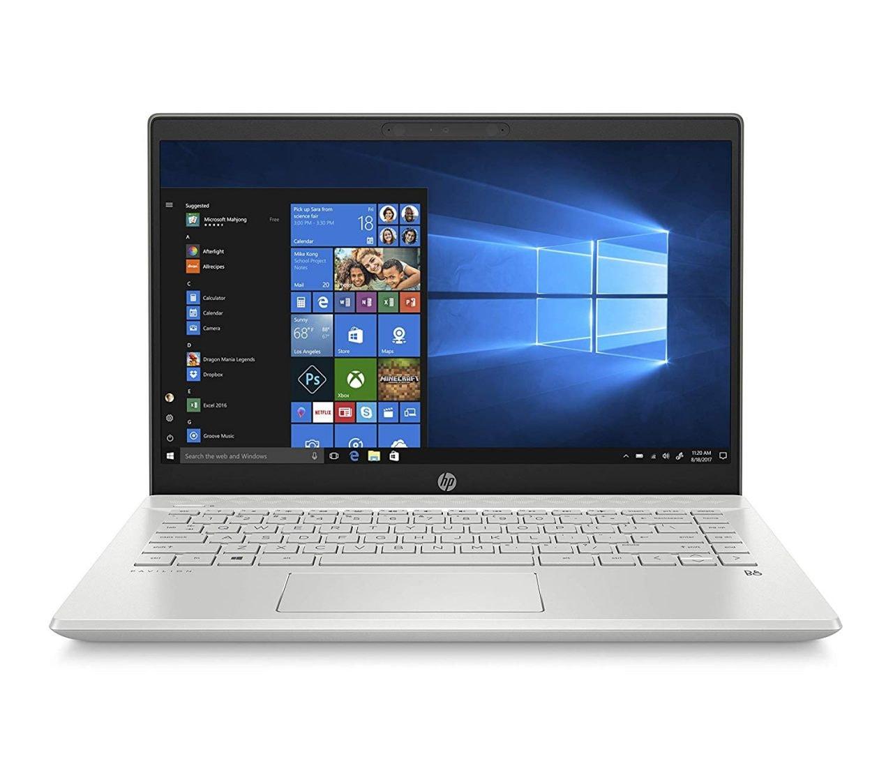 """Buon prezzo per questo notebook HP Pavilion da 14"""", scontato di 200€ su Amazon"""
