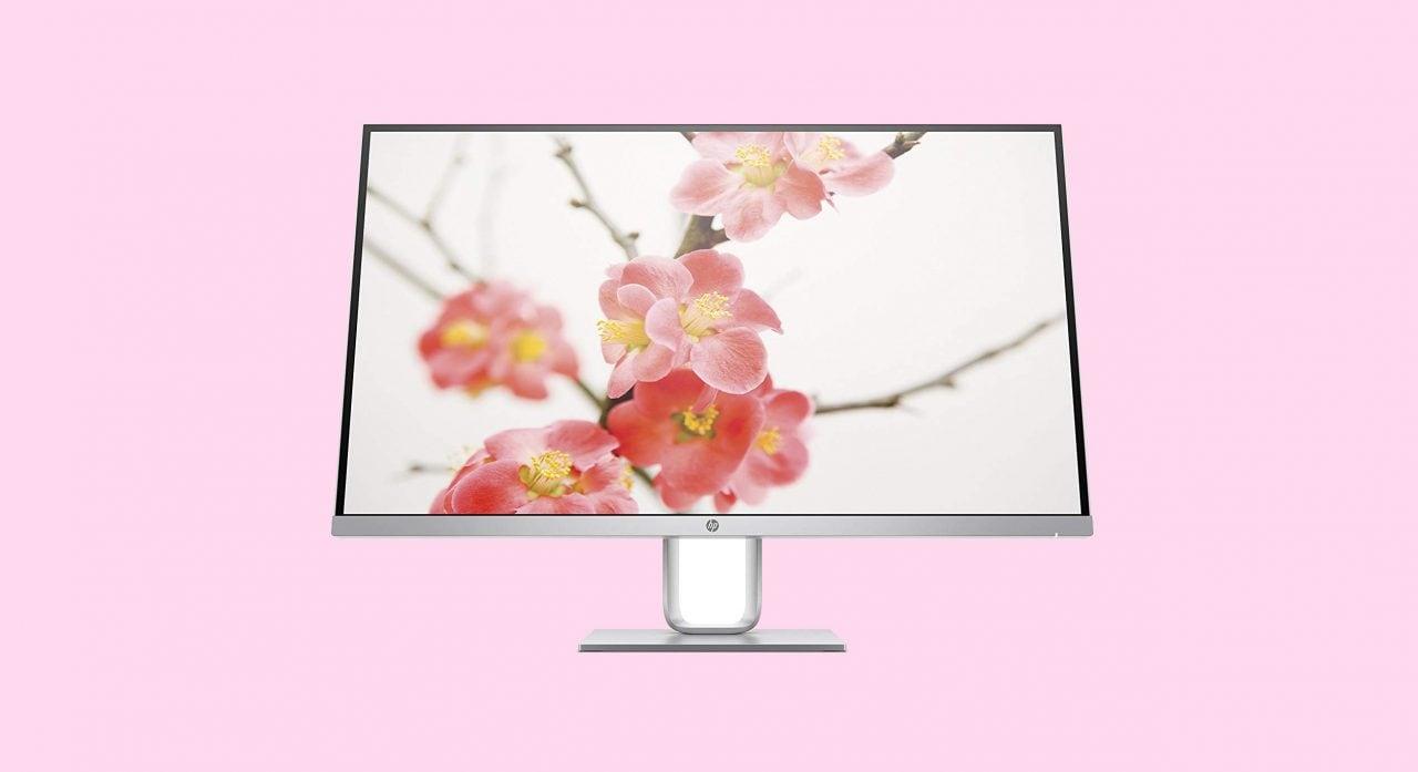 """Miglior prezzo di sempre su Amazon per questo elegante monitor HP da 27"""""""