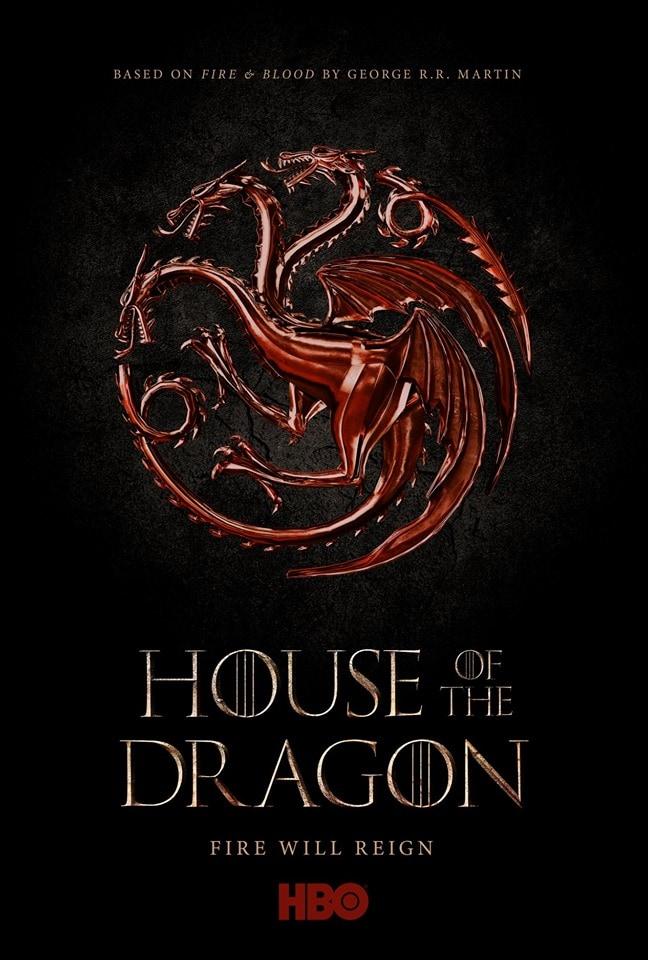 House of the Dragon Locandina