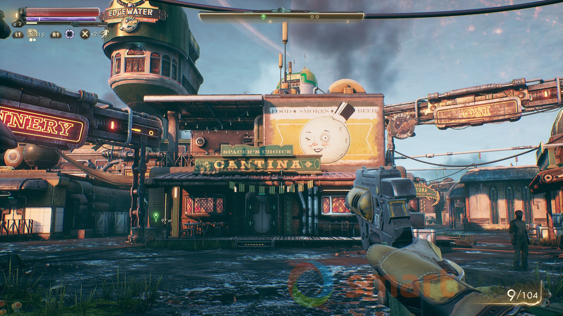 RECENSIONE THE OUTER WORLDS PS4 PRO 4