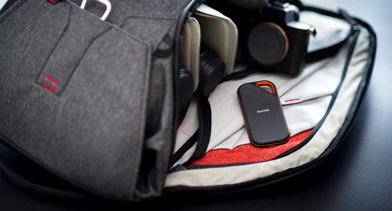 Sconti SanDisk su Amazon: super prezzi per SSD portatili, schede SD e microSD