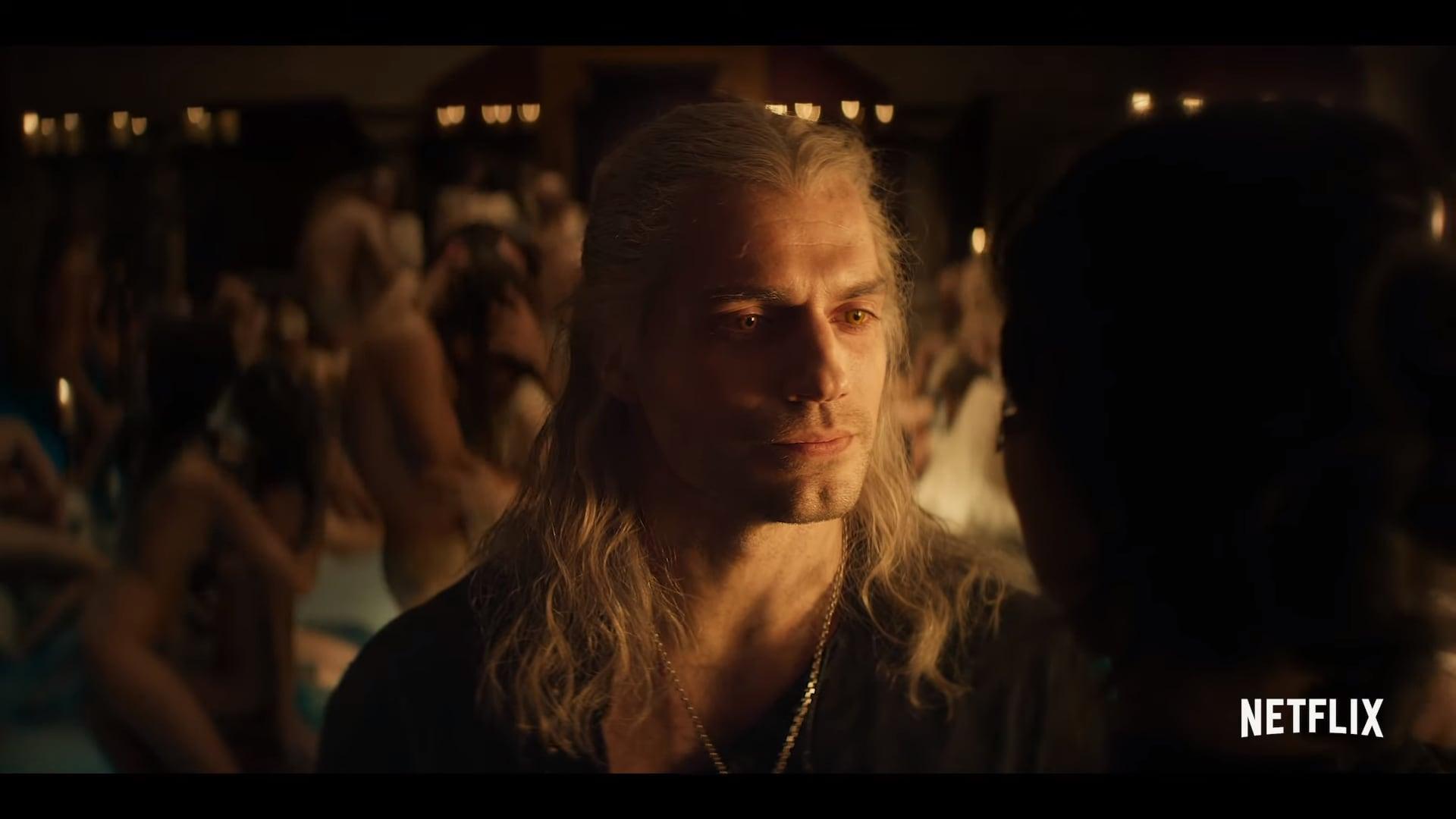 The Witcher Trailer Uscita Netflix Italia 2