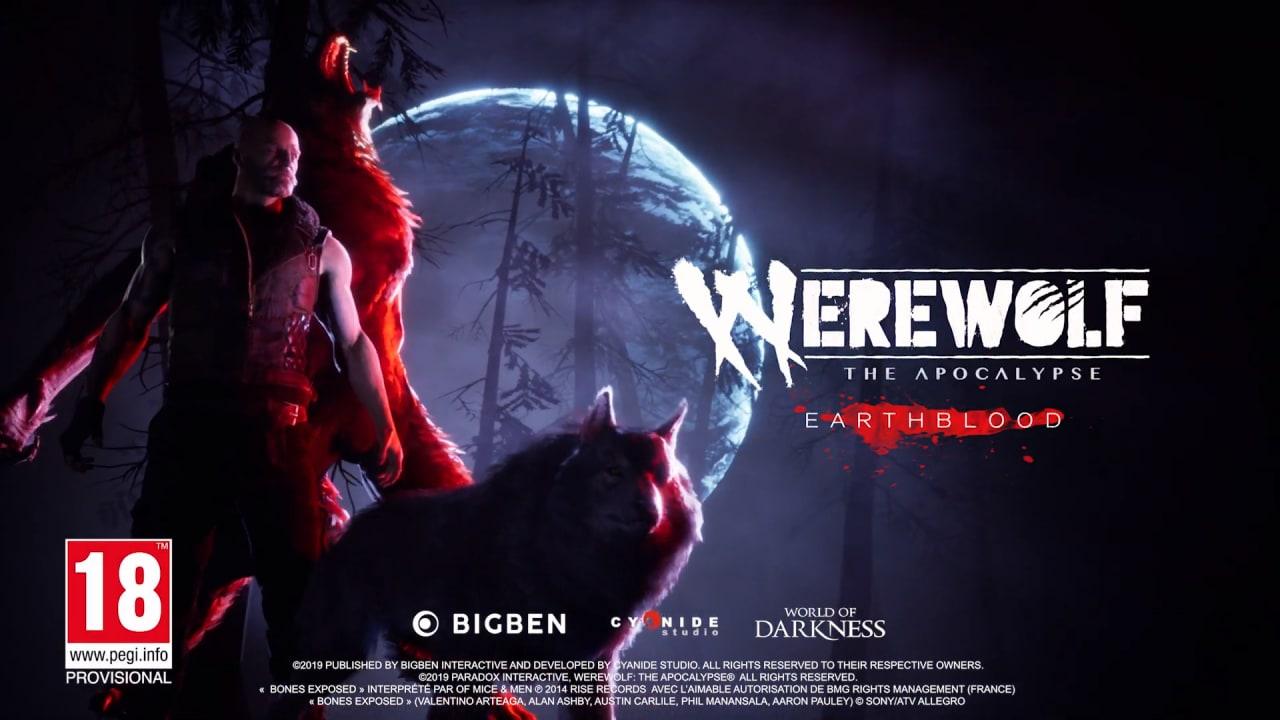 NACON ha in cantiere due GDR piuttosto interessanti, ecco il trailer di Werewolf: The Apocalypse (aggiornato)