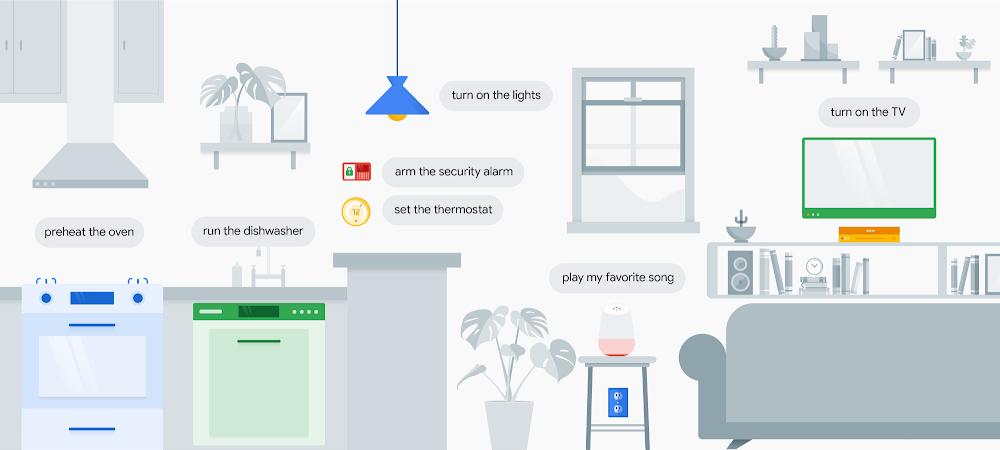 16 nuove categorie di dispositivi sono state aggiunte alle Azioni di Google Assistant