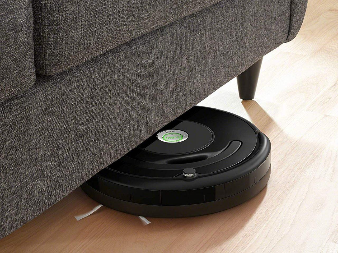 Offerta lampo per Roomba 671, un buon robot aspirapolvere a 244€ per poche ore