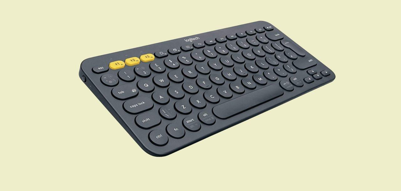 Ottimi prezzi per le tastiere wireless Logitech su Amazon: ecco tre modelli in sconto