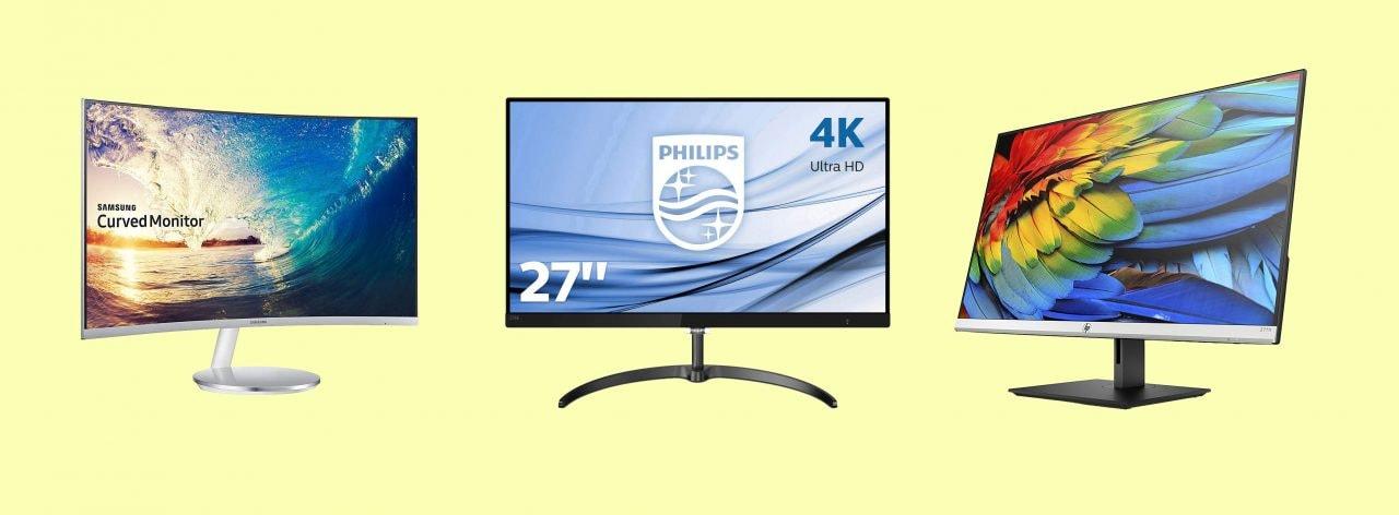 Il nuovo monitor è servito: sconti Amazon per modelli HP, Samsung e Philips ai minimi storici