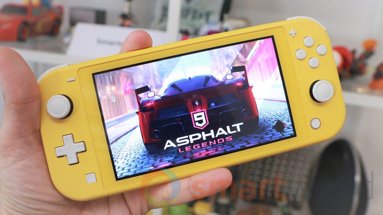 Asphalt 9 su Nintendo Switch se la cava alla grande, anche se rimane un titolo free-to-play (recensione)