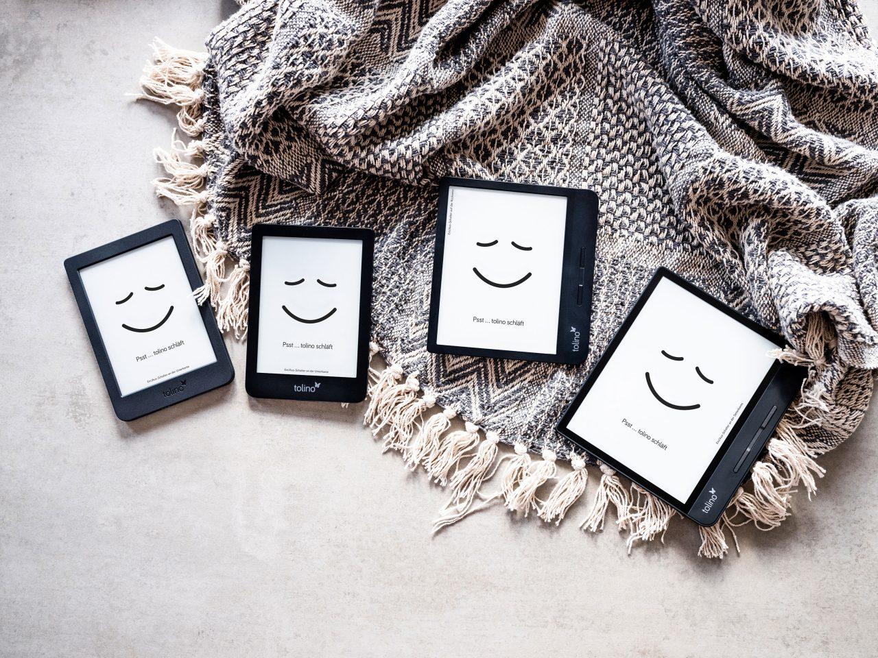 Tolino torna in pista con 4 nuovi ebook reader per tutti i gusti, ma guardandoli bene vi ricordano qualcosa? (foto)