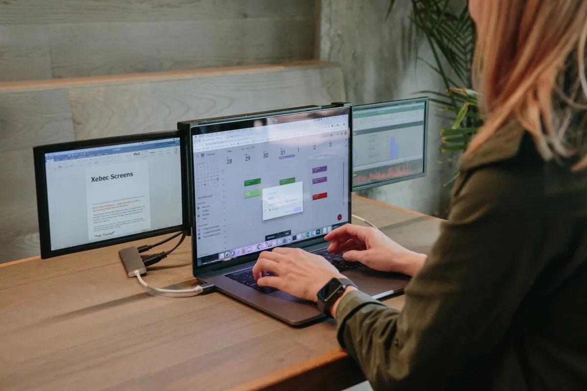 Due schermi in più per il nostro portatile? Si può fare, con Xebec (video)