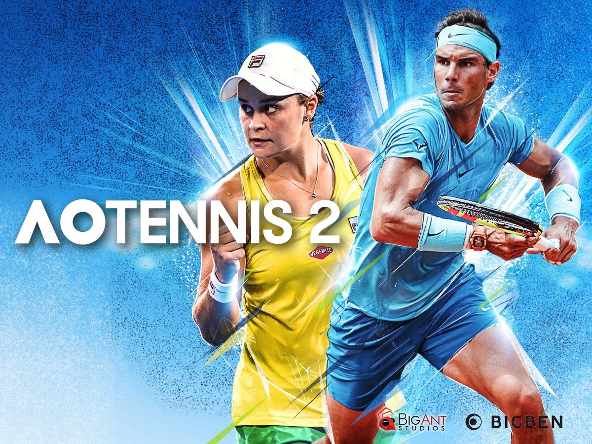AO Tennis 2 è ufficiale, punterà sulla narrativa (foto e video)