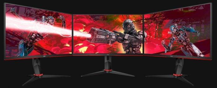 Super Prezzo Per Il Monitor Gaming Aoc Un Ips 144 Hz Freesync A 179 Smartworld