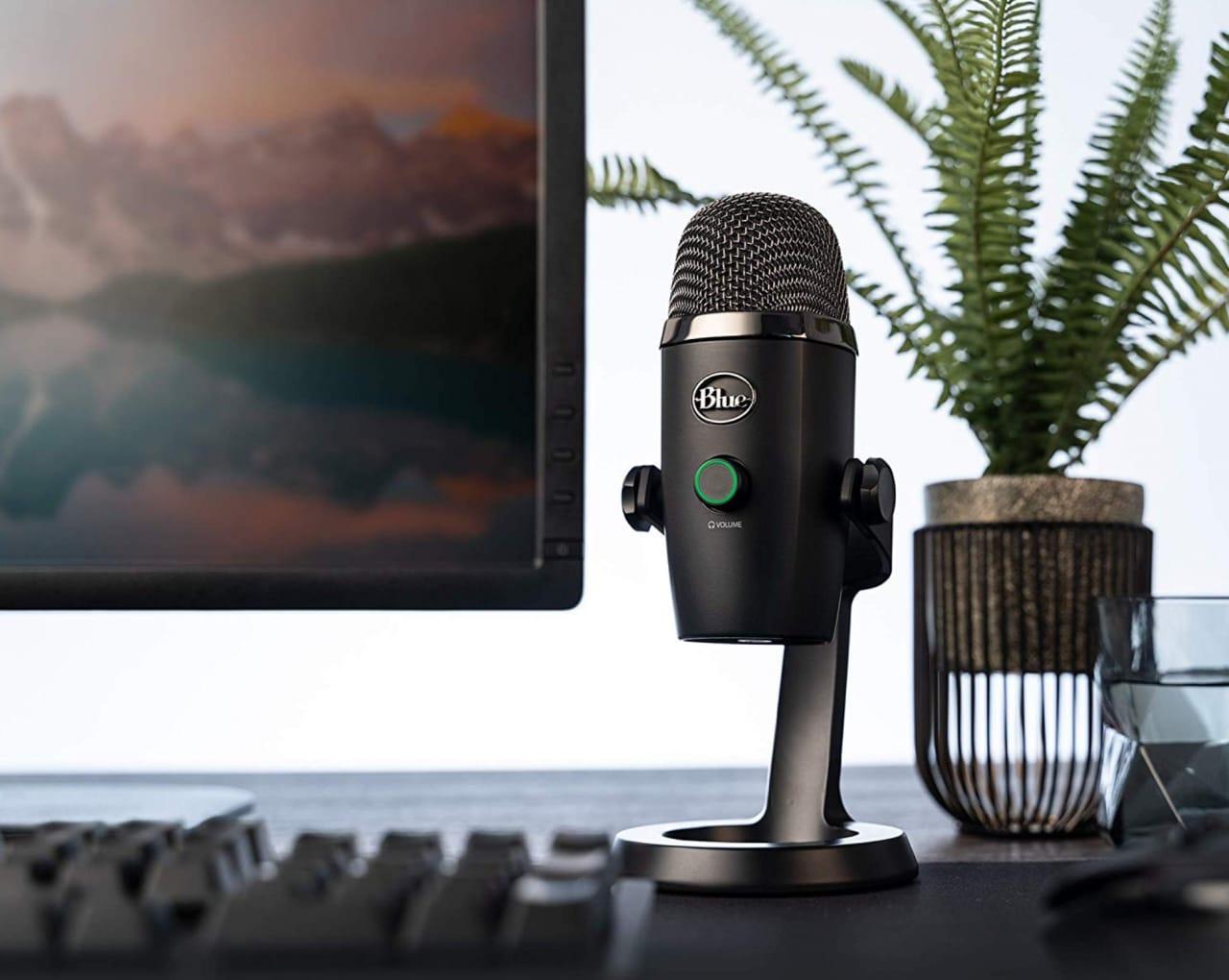 Offerte lampo per i microfoni Audio-Technica e Blue Yeti su Amazon: perfetti per i podcaster