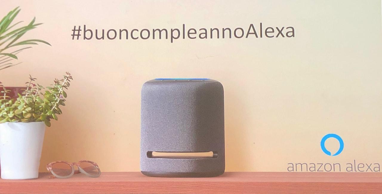 Buon compleanno Alexa: come cambiano le ricerche con la voce