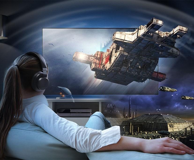 """Ecco SXFI Theater: le nuove """"cuffie olografiche"""" di Creative arrivano in Italia"""