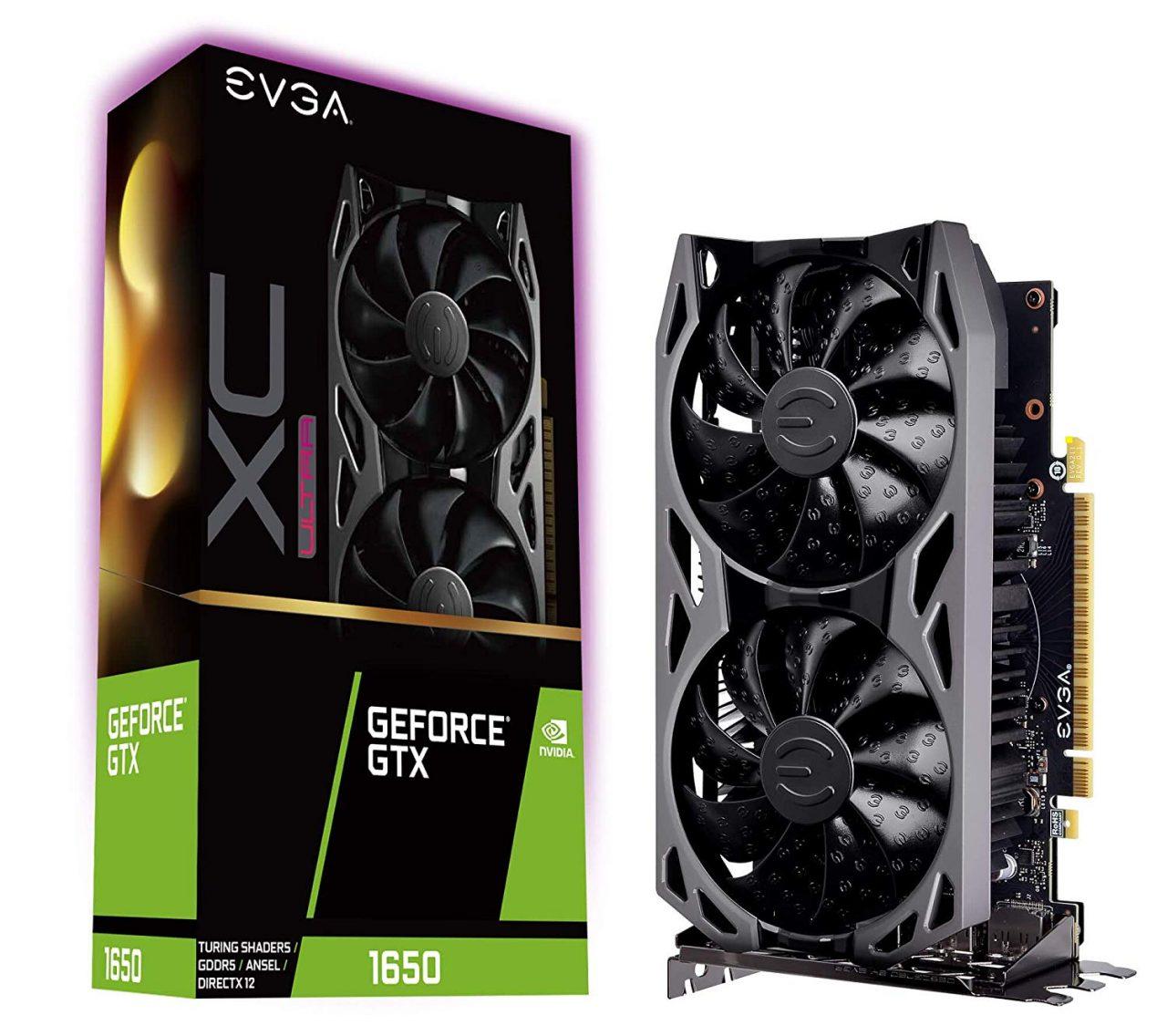 EVGA GTX 1650 al miglior prezzo di sempre: un best buy per il PC gaming a basso costo