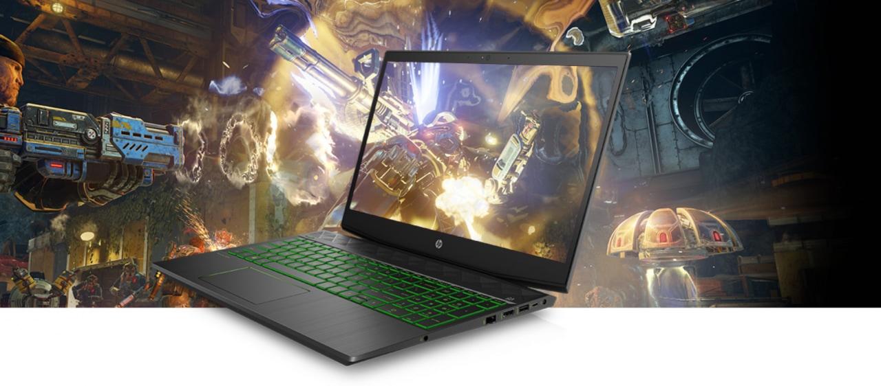 Notebook gaming HP in sconto su Amazon: giocate in mobilità spendendo il giusto!