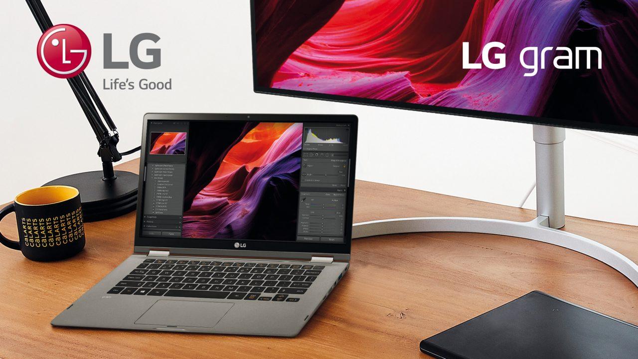 I leggerissimi portatili LG Gram arrivano in Italia: li trovate già tutti su Amazon