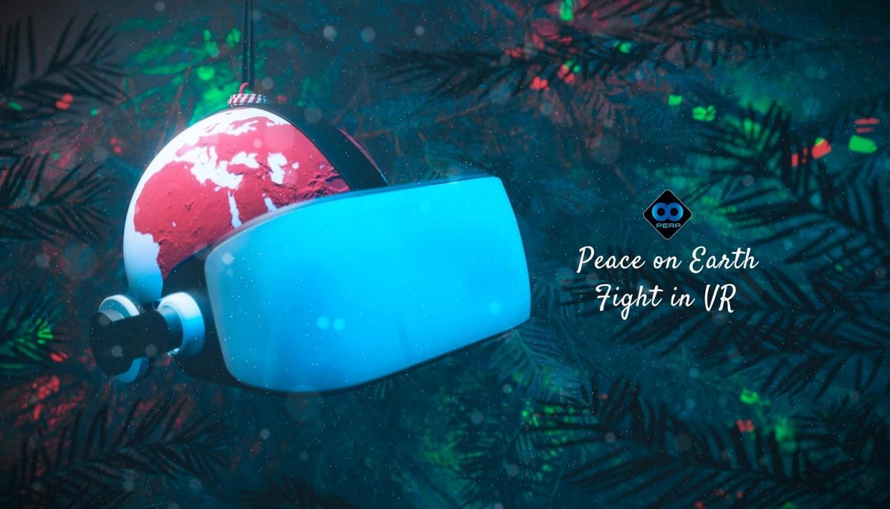 A Natale ci sarà una festa digitale per chi ama la VR