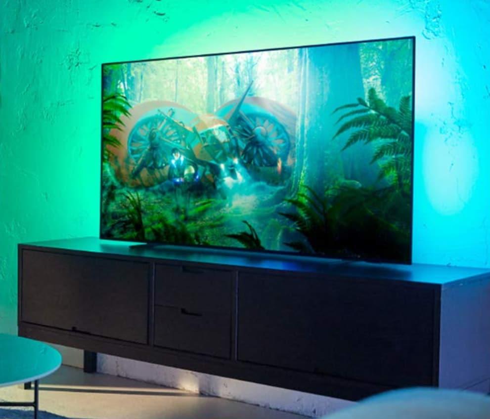 Con le offerte Philips il nuovo Smart TV è servito: tanti modelli LED e OLED ai migliori prezzi su Amazon