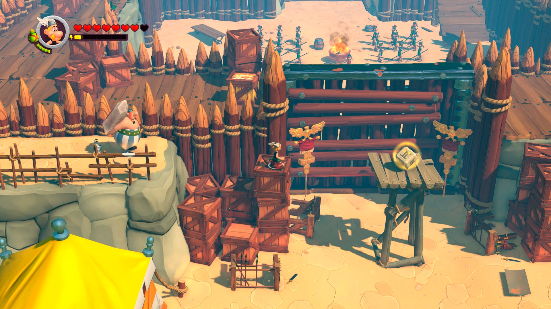 Recensione Asterix and Obelix XXL3 The Crystal Menhir (7)