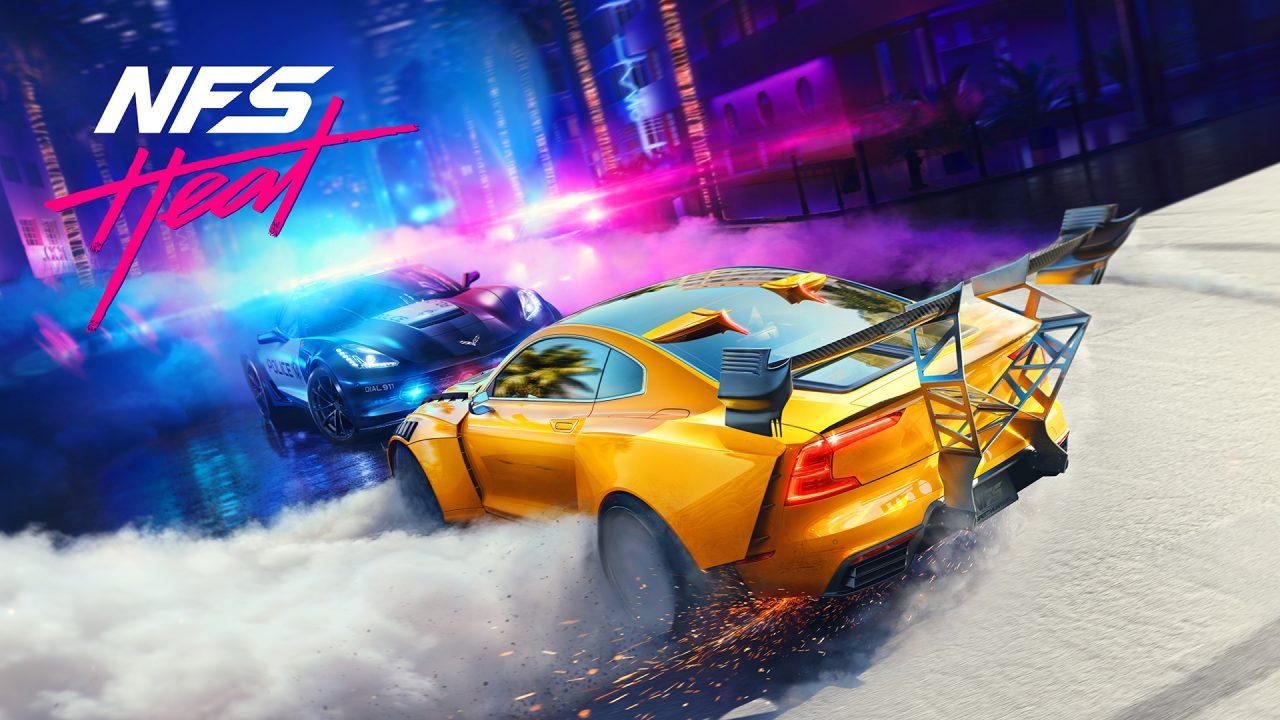 EA annuncia il suo primo titolo cross-play: Need for Speed Heat