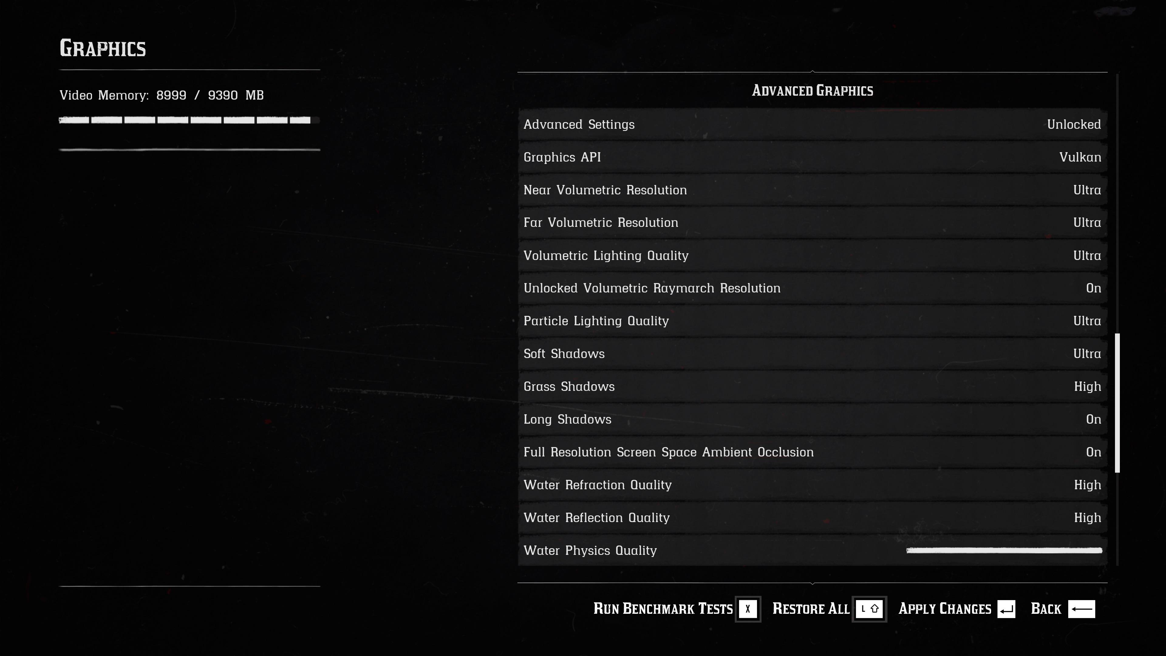 Red Dead Redemption 2 PC impostazioni grafiche (5)