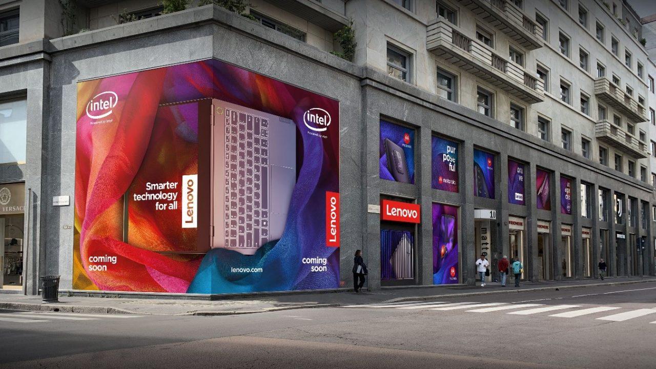 Lenovo sceglie l'Italia per il suo primo Flagship Store europeo (foto)