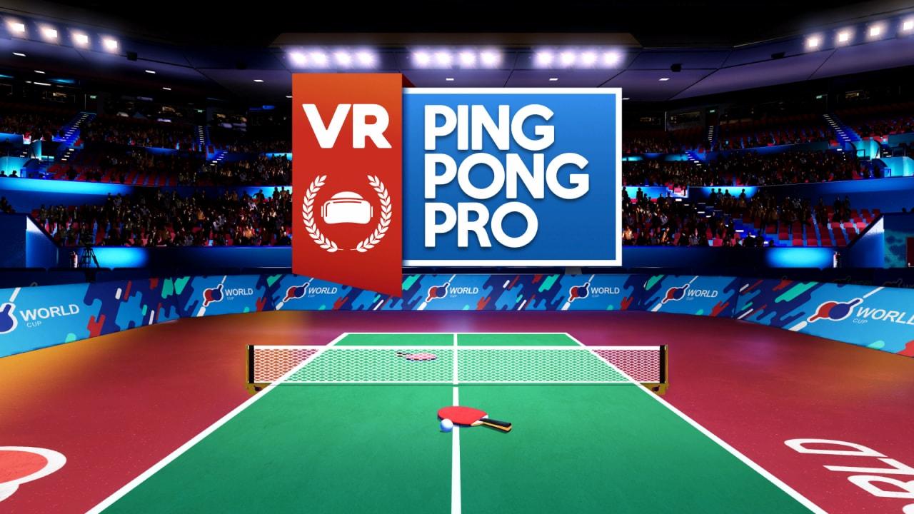 VR Ping Pong Pro: solo per pazzi furiosi (recensione VR)