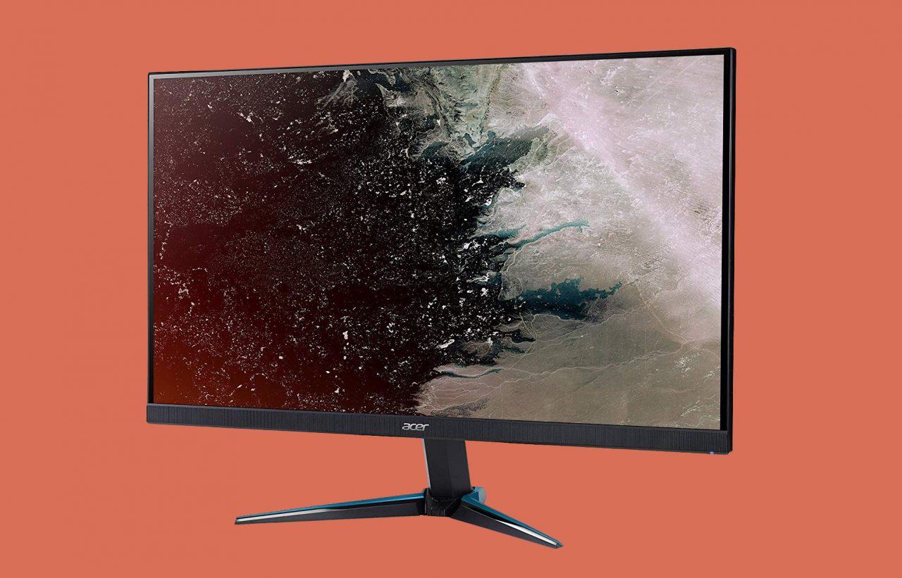 """Sconti mai visti per i monitor gaming Acer da 27"""": Full HD a 139€ e 2K a 199€"""