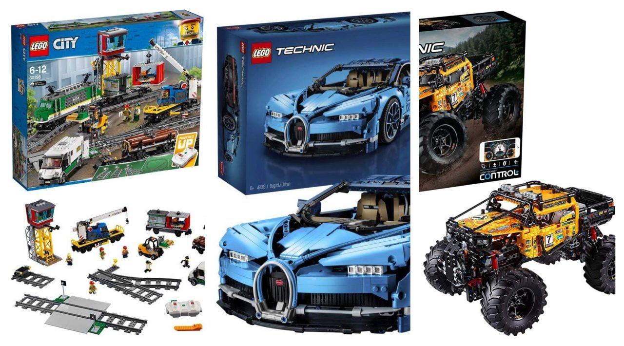 Black Friday LEGO: i migliori sconti per oggi