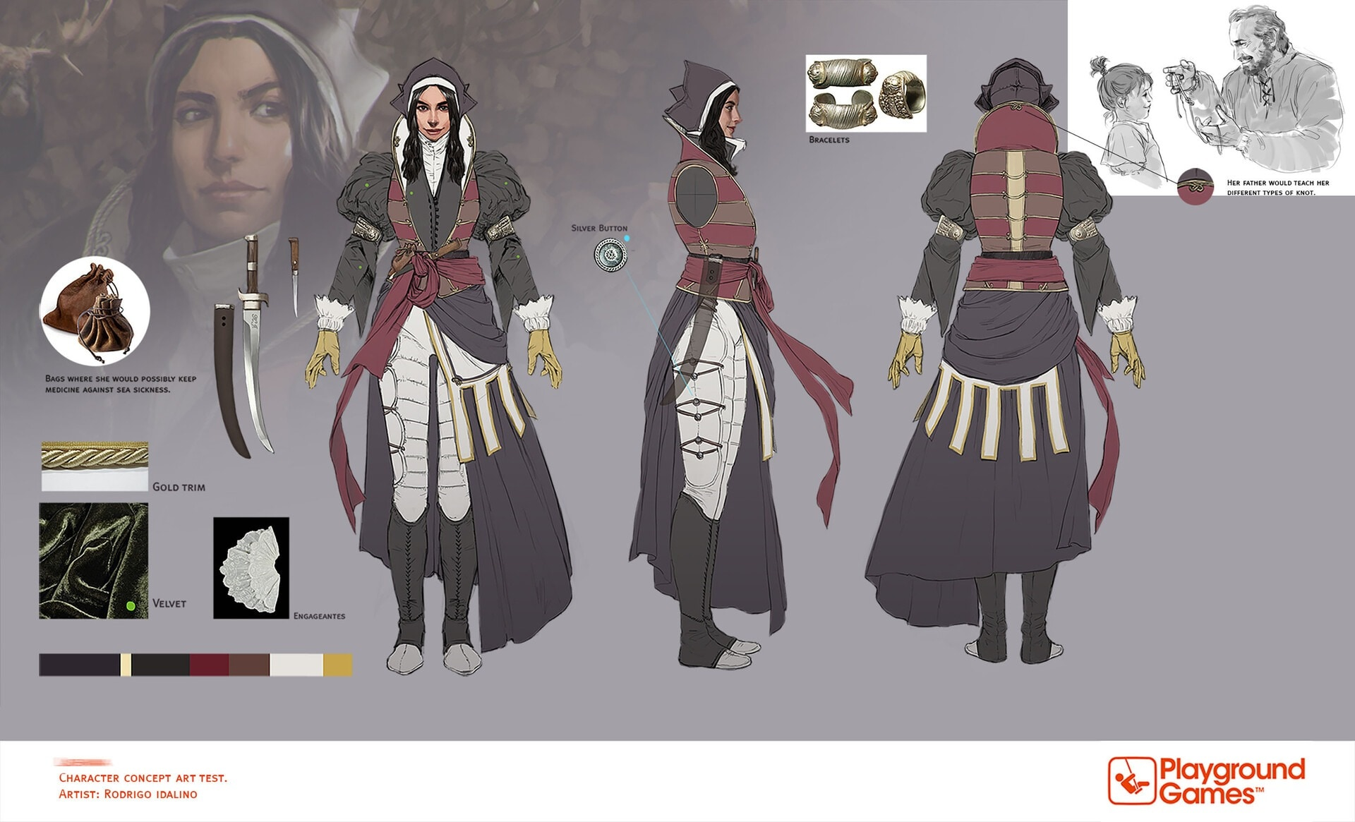 fable 4 concept